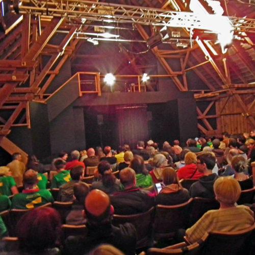 Eröffnung Figuren-Theater-Festival