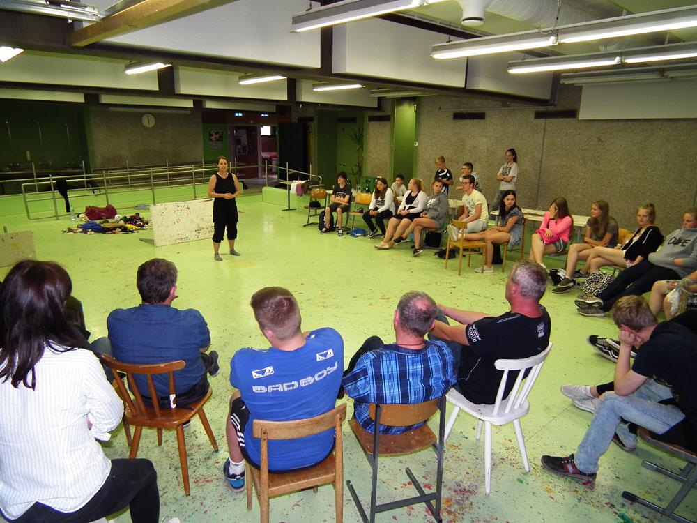Theater - Workshop